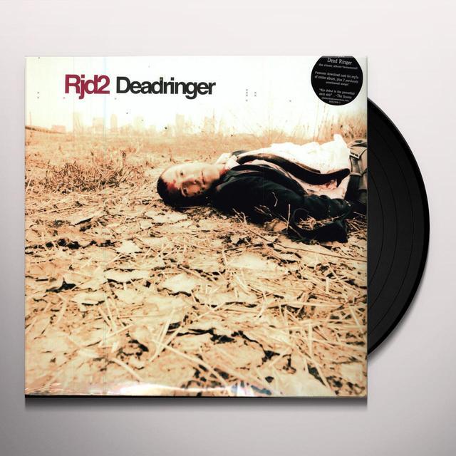 Rjd2 DEAD RINGER Vinyl Record