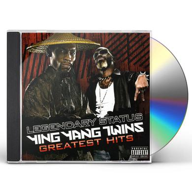 Ying Yang Twins GREATEST HITS CD