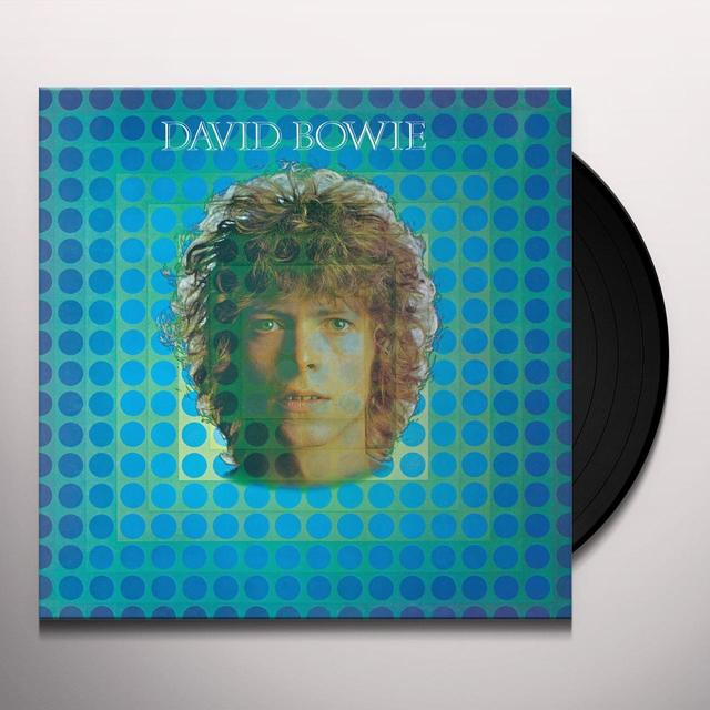 David Bowie SPACE ODDITY: 40TH ANNIVERSARY Vinyl Record - Remastered, Special Edition