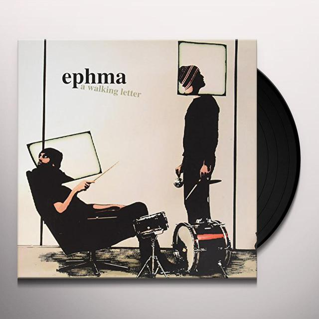 Ephma WALKING LETTER Vinyl Record