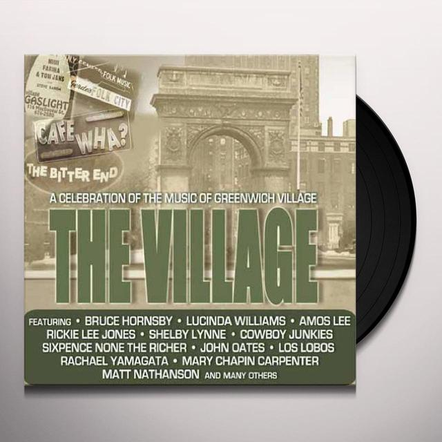 VILLAGE / VARIOUS Vinyl Record