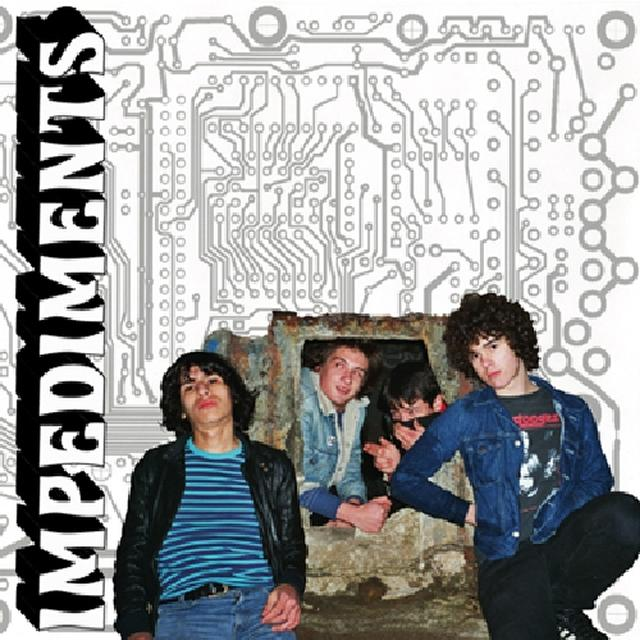 IMPEDIMENTS Vinyl Record - Limited Edition
