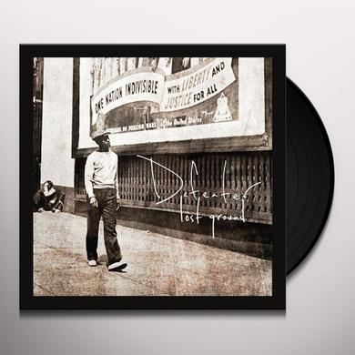 Defeater LOST GROUND (EP) Vinyl Record