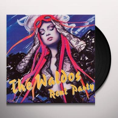 Waldos RENT PARTY Vinyl Record