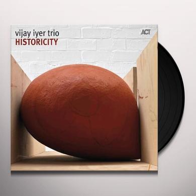 Vijay Iyer HISTORICITY Vinyl Record