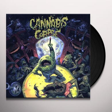 Cannabis Corpse WEEDING (EP) Vinyl Record