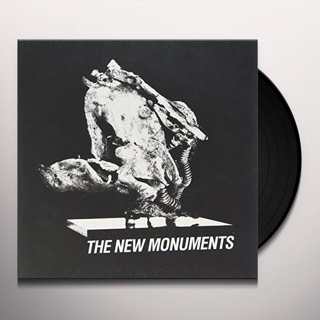 NEW MONUMENTS Vinyl Record - Limited Edition, Deluxe Edition