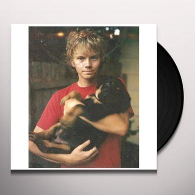 Sunset GOLD DISSOLVES TO GRAY Vinyl Record