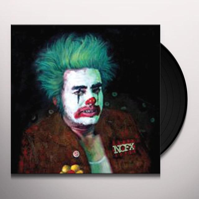 Nofx COKIE THE CLOWN Vinyl Record