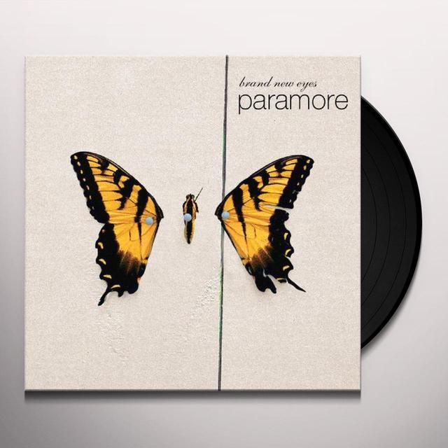 Paramore BRAND NEW EYES Vinyl Record