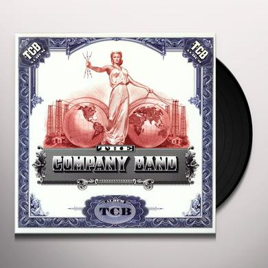 COMPANY BAND Vinyl Record