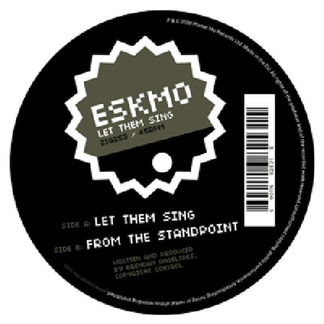 Eskmo LET THEM SING Vinyl Record