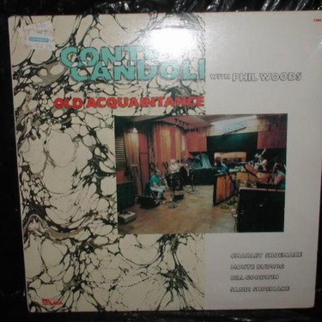 Conte Candoli / Phil Woods OLD AQUAINTANCE Vinyl Record