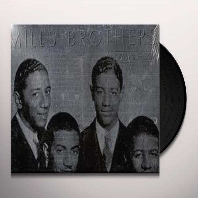 Mills Brothers SHOE SHINE BOY Vinyl Record - 180 Gram Pressing