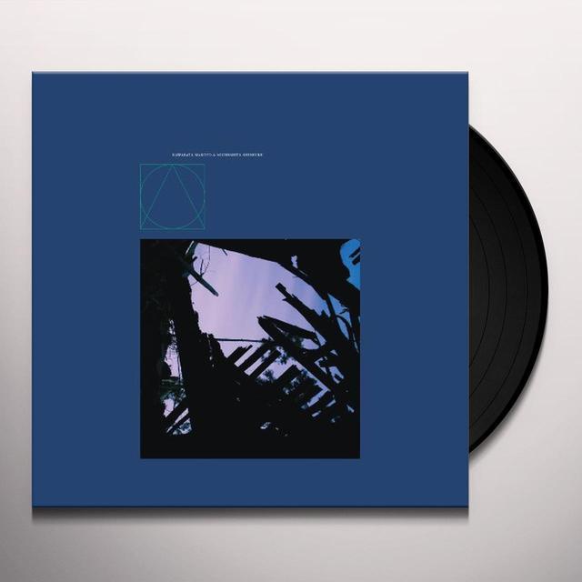 Kawabata Makoto / Michishita Shinsuke MARU SANKAKU SHIKAKU Vinyl Record