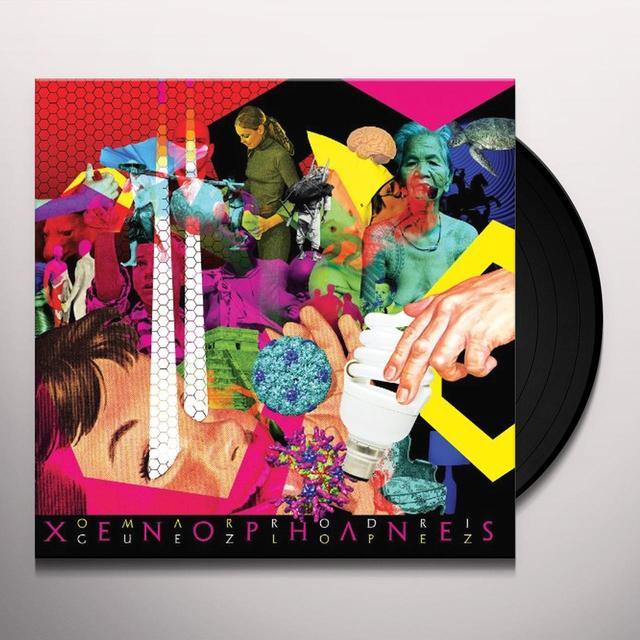 Omar Rodriguez Lopez XENOPHANES (Vinyl)