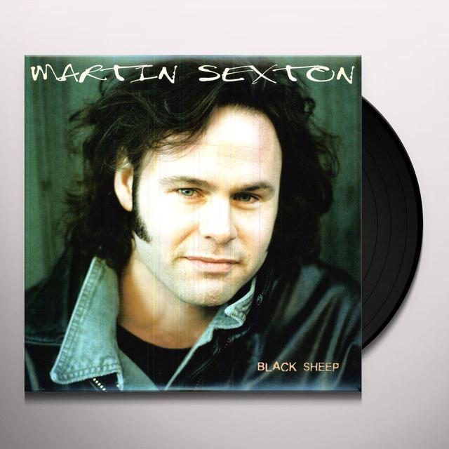 Martin Sexton BLACK SHEEP Vinyl Record - 180 Gram Pressing