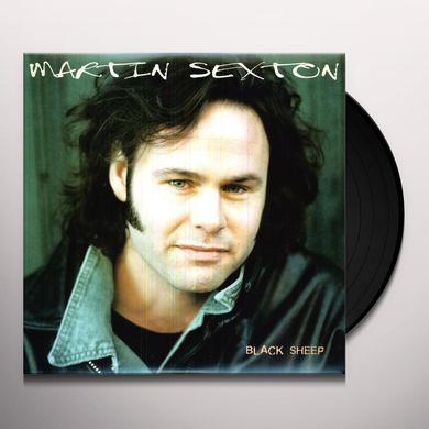 Martin Sexton BLACK SHEEP Vinyl Record - 180 Gram Pressing