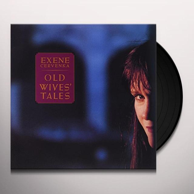 Exene Cervenka OLD WIVES TALES Vinyl Record