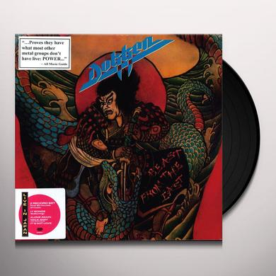 Dokken BEAST FROM THE EAST Vinyl Record