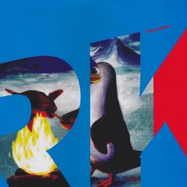 Ark CALIENTE Vinyl Record