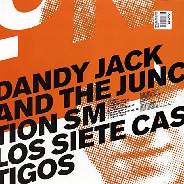 Dandy / Junction Sm Jack SIETE CASTIGOS Vinyl Record