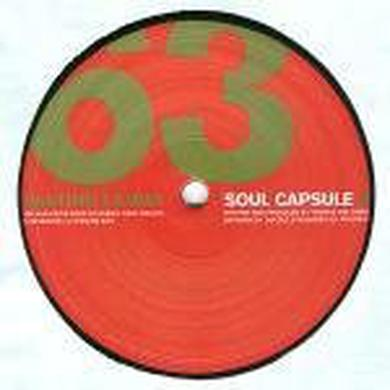 Soul Capsule WAITING 4 A WAY Vinyl Record