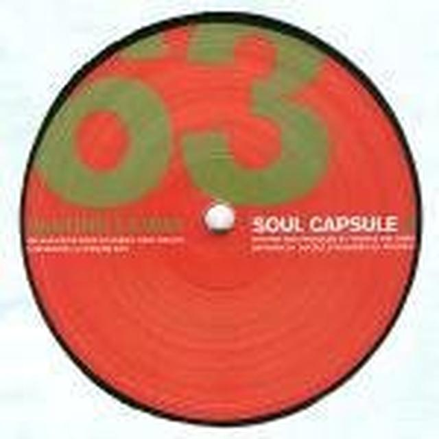 Soul Capsule WAITING 4 A WAY (EP) Vinyl Record