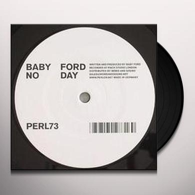 Baby Ford GRAVY TRAIN (EP) Vinyl Record