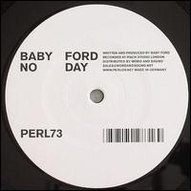Baby Ford GRAVY TRAIN Vinyl Record