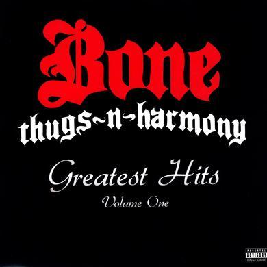 Bone Thugs n Harmony GREATEST HITS VINYL 1 Vinyl Record