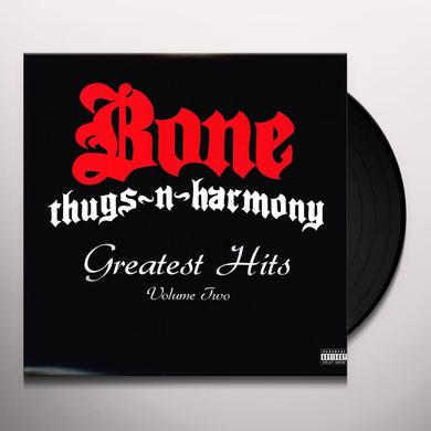 Bone Thugs N Thugs GREATEST HITS VINYL 2 Vinyl Record