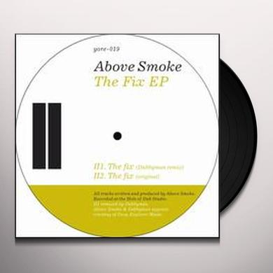 Above Smoke FIX Vinyl Record