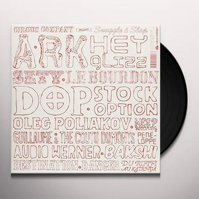 SNUGGLE & SLAP / VARIOUS Vinyl Record