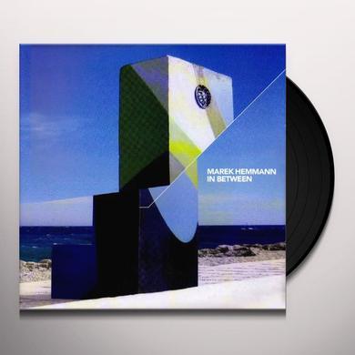 Marek Hemmann IN BETWEEN Vinyl Record
