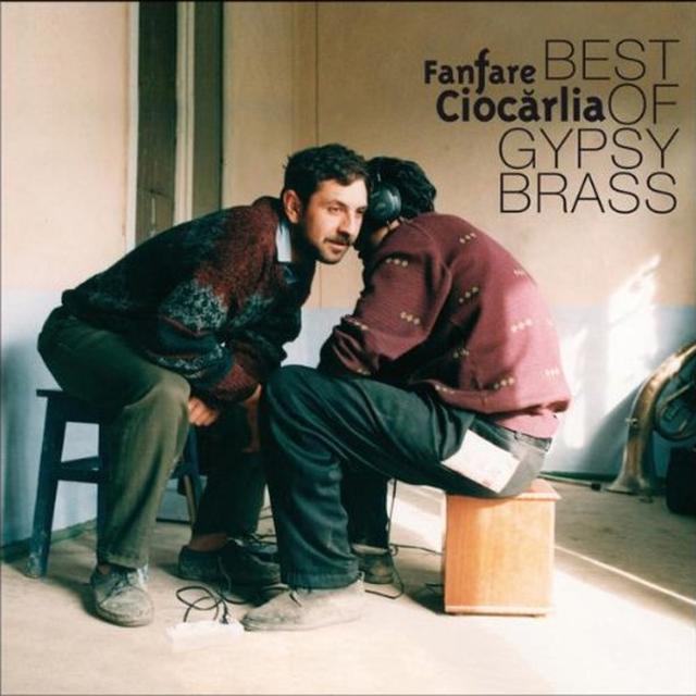 Fanfare Ciocarlia BEST OF GYPSY BRASS Vinyl Record