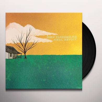 John Vanderslice PIXEL REVOLT Vinyl Record - Reissue