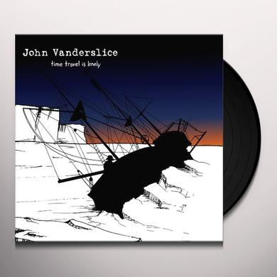 John Vanderslice TIME TRAVEL IS LONELY Vinyl Record - Reissue