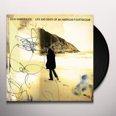 John Vanderslice LIFE & DEATH OF AN AMERICAN FOURTRACKER Vinyl Record - Reissue