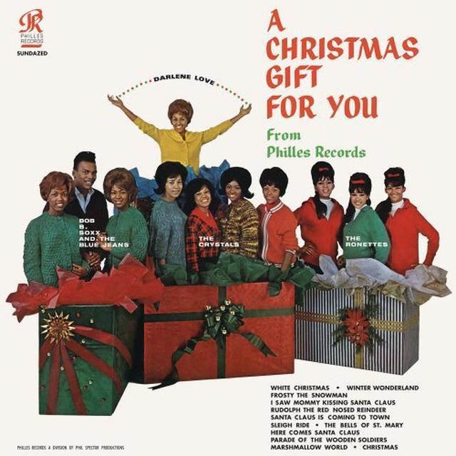 Christmas Gift For You / Various CHRISTMAS GIFT FOR YOU Vinyl Record - 180 Gram Pressing