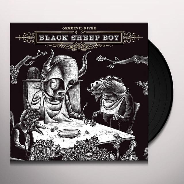 Okkervil River BLACK SHEEP BOY: DEFINITIVE EDITION (Vinyl)