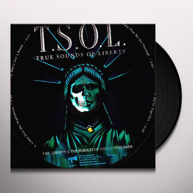 T.S.O.L. LIFE LIBERTY & THE PURSUIT OF FREE DOWNLOADS (Vinyl)