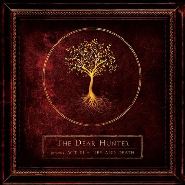 The Dear Hunter ACT III: LIFE & DEATH Vinyl Record
