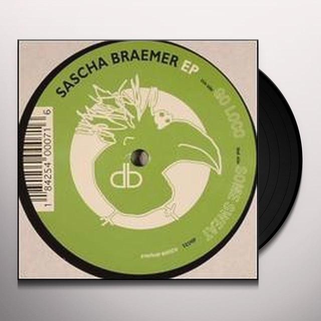 SASCHA BRAEMER (EP) Vinyl Record