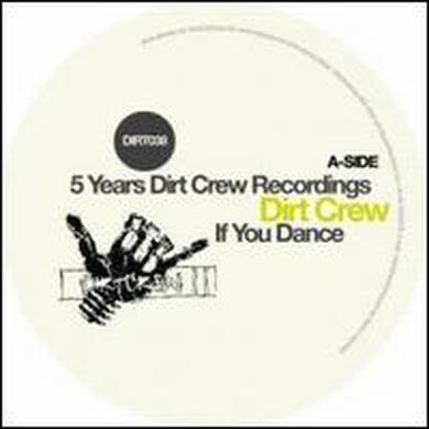 5 Years Dirt Crew Recordings 1 / Various (Ep) 5 YEARS DIRT CREW RECORDINGS 1 / VARIOUS Vinyl Record