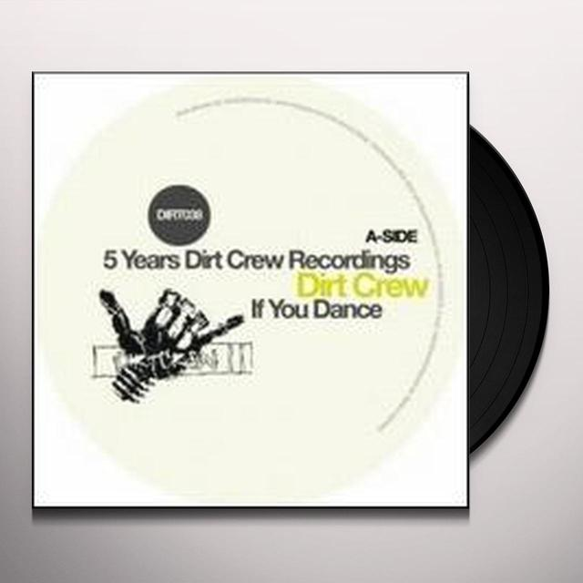 5 Years Dirt Crew Recordings 1 / Various (Ep) 5 YEARS DIRT CREW RECORDINGS 1 / VARIOUS Vinyl Record