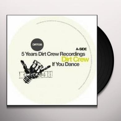 5 YEARS DIRT CREW RECORDINGS 1 / VARIOUS (EP) Vinyl Record
