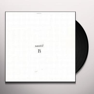 Sante & Re You B (EP) Vinyl Record