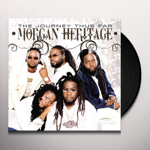 Morgan Heritage JOURNEY THUS FAR Vinyl Record