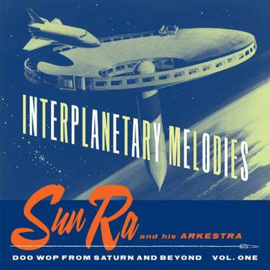 INTERPLANETARY MELODIES Vinyl Record
